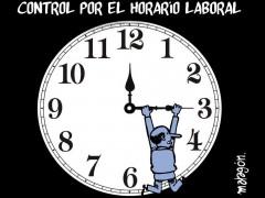 Control del horario laboral
