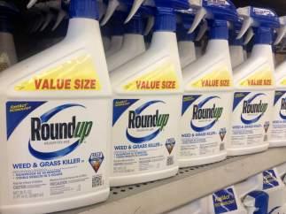 Herbicida Roundup, glifosfato