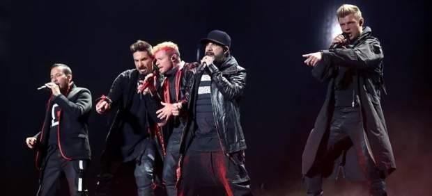 Backstreet Boys en Madrid