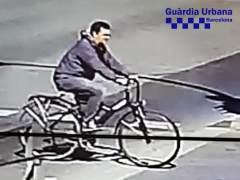 Publican una nueva fotografía del ciclista que huyó tras un atropello grave en Barcelona.