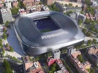 Así se construirá el nuevo Santiago Bernabéu