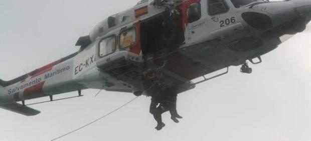 Cádiz.- Sucesos.- Evacuado al Hospital de Jerez el tripulante de un petrolero que iba a entrar en el Estrecho
