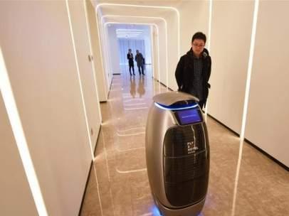 Hotel FlyZoo, en China