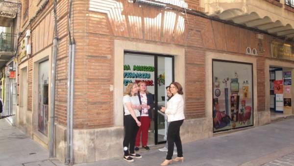 La Oficina de Juventud del Ayuntamiento de Teruel se traslada a la calle San Juan