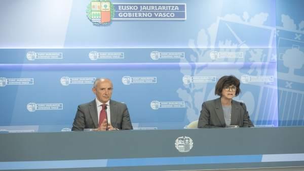El Gobierno vasco reitera que es 'el primer interesado' en que se esclarezca lo ocurrido en la OPE de Osakidetza