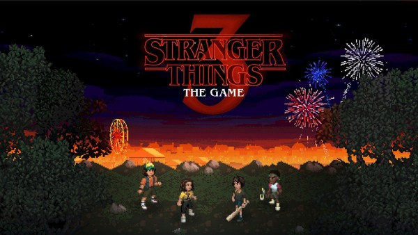 El juego de 'Stranger Things' basado en la tercera temporada de la serie.