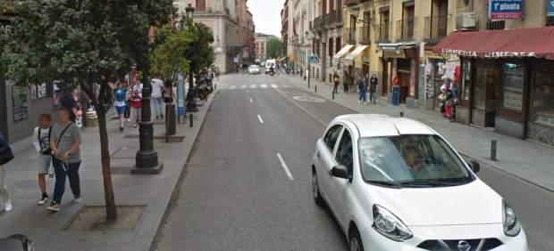 Calle Mayor de Madrid
