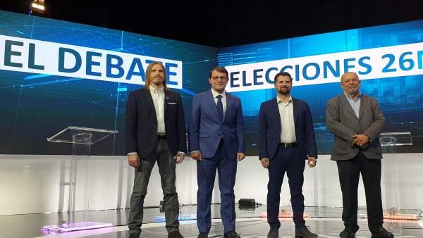 Debate CyL.- PP propone una Consejería, PSOE una Vicepresidencia y Podemos y Cs un pacto nacional contra la despoblación
