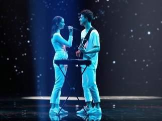 Así lucieron los 17 primeros países en Eurovisión 2019