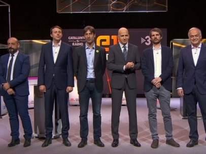 Debate europeo en TV3
