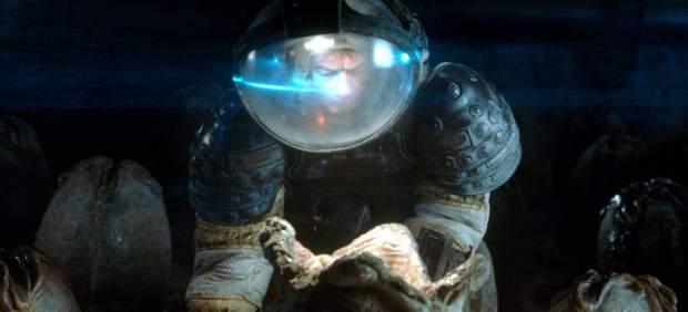 'Alien', 40 años de la mejor película de terror en el espacio de la historia