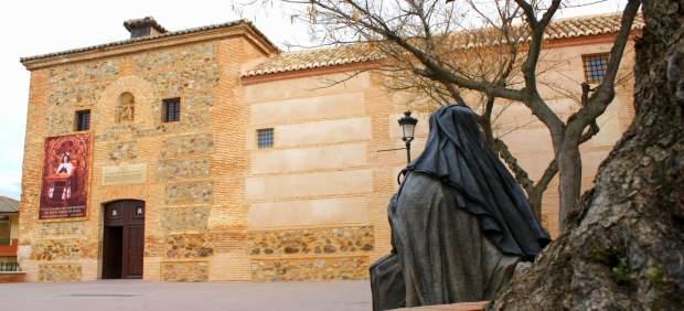 26M.- Núñez Asiste A Misa Con Las Carmelitas De Malagón Que Ya Le Trajeron Suerte Electoral A Él, A Cospedal Y A Rajoy