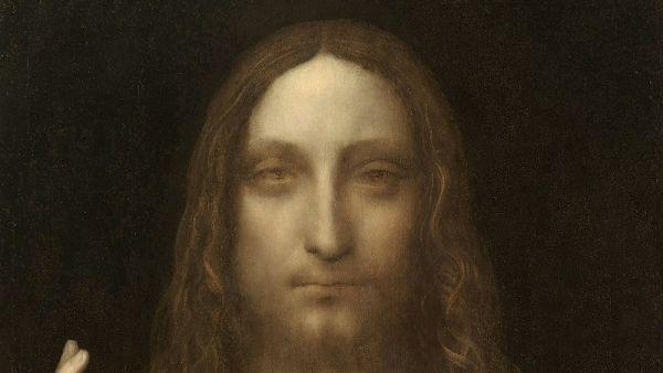 'Salvator Mundi', de Leonardo da Vinci
