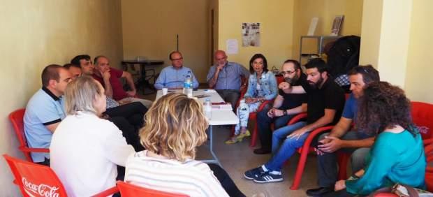 26M.- Moya (PP) Negociará Con Taxistas Incorporar Pedanías Y Otros Centros De Actividad 'Alejados' De Cuenca