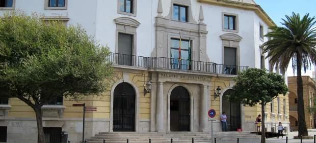 Cádiz.-Tribunales.- La Audiencia Provincial de Cádiz registra en 2018 un total de 9.187 asuntos, la mayoría penales