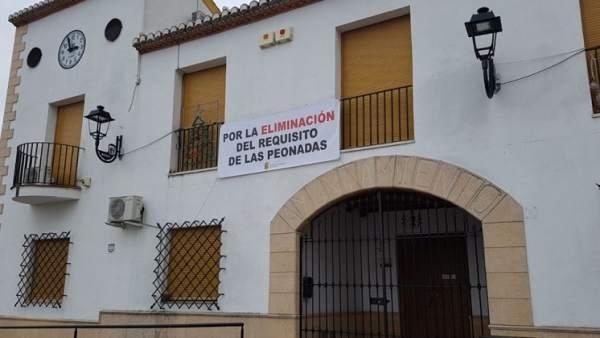 Granada.- 26M.- IU califica de 'indecente' la gestión socialista en Láchar, con 'elevados gastos en bares y hoteles'