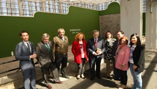 JUAN MARI ABURTO ANUNCIA LA PUESTA EN MARCHA DE MÁS DE 100 ACTUACIONES EN LOS BARRIOS DE BILBAO