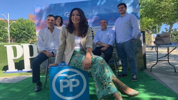 26M.- Alonso (PP) Propone Bonificaciones En El Tique De La ORA A Consumidores Que Compren En Las Tiendas De Santa Teresa