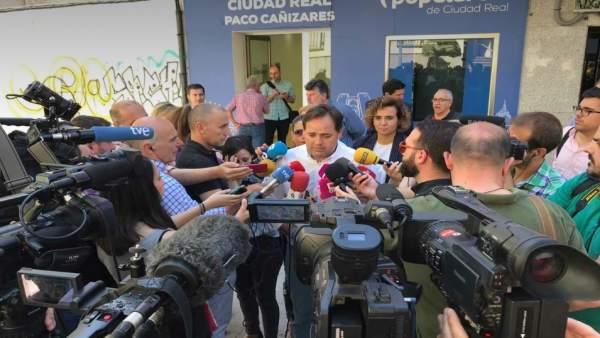 26M.- Núñez Insiste En Crear Dirección General De Ganadería' Para Que Deje De Ser 'El Hermano Pobre' Del Campo De C-LM