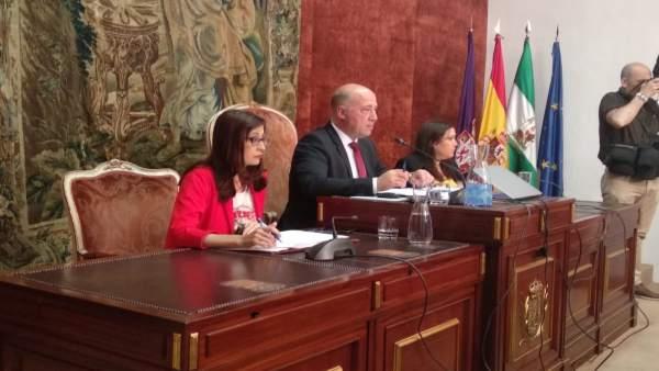 CórdobaÚnica.- El Pleno de Diputación aprueba las bases para las subvenciones del coste de los materiales del Profea