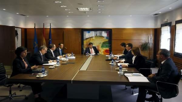 Rural.- El Principado concede subvenciones a organizaciones empresariales agrarias por 212.500 euros