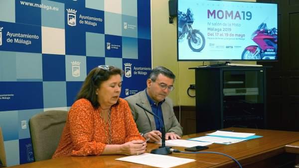 Málaga.-El Salón de la Moto Málaga celebra este viernes su cuarta edición con exhibiciones, pruebas y espacio expositivo