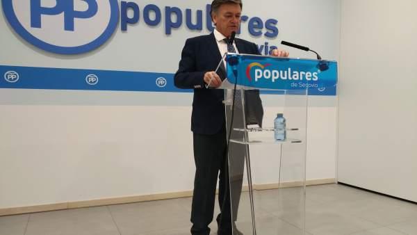 26M.- Vázquez Apuesta Por Un Pacto De Sanidad Para Los Próximos 4 Años Y Defiende Una EBAU Única