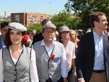 Ayuso, Almeida, Levy y Casado