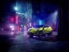 Amarillo Wasabi, así es la edición limitada del nuevo Toyota C-HR