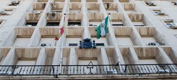 Sevilla.-Tribunales.- Piden cárcel a un guardia civil acusado de falsificar un registro para robar tabaco de contrabando