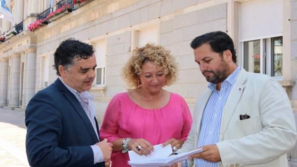 Huelva.- 26M.- Pilar Marín (PP) apuesta por una política fiscal al servicio del empleo con bonificaciones municipales