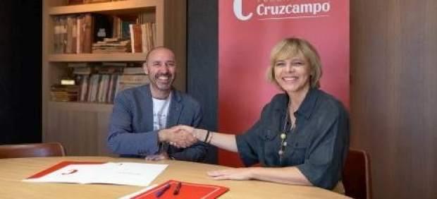 Sevilla.- El Teatro de la Maestranza y la Fundación Cruzcampo firman el convenio de patrocinio de la temporada 2018-2019