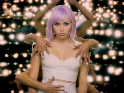 Miley Cyrus, en la temporada 5 de 'Black Mirror'