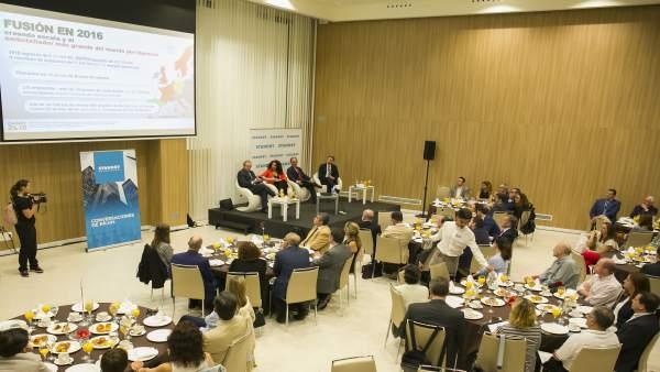 Málaga.- Analizan el sector industrial y su reconversión en una nueva edición de 'Conversaciones de RRHH'