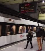 Servicio nocturno de Metrovalencia