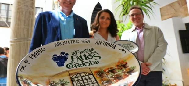 Córdoba.- El Concurso de Patios de la capital cuenta con el patrocinio del Ayuntamiento de la Rambla