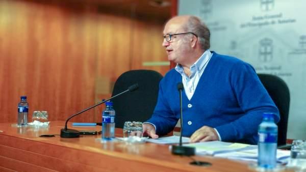 Trib.- El TSJA devuelve al Juzgado de instrucción las presuntas amenazas de Venta Cueli (PP) a un edil de Gijón