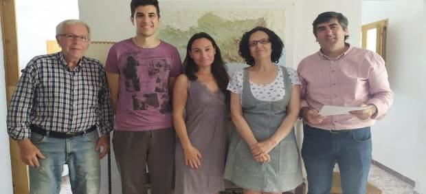 Sevilla.- IU-NIVA propone una 'residencia artística' en el antiguo Mesón del Agua de Castilblanco