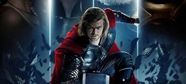 Portada de la película 'Thor'