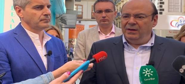 Granada.- 26M.- El PP presenta un plan estratégico para dinamizar el comercio minorista