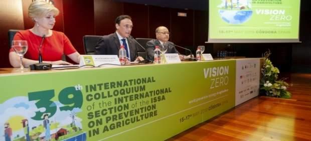 Córdoba.- La UCO acoge un coloquio internacional para reducir a cero la siniestralidad en el sector agrario