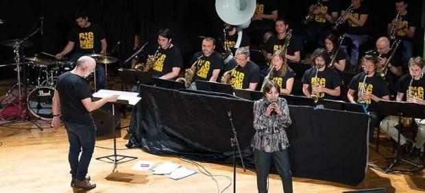 La 'Big Band Berri' protagoniza en Vitoria el tercer concierto del ciclo de Jazz Vital