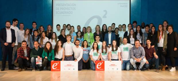 Los proyectos EAT&FEEL y S-Piro ganan los premios del programa 'e2' del CISE