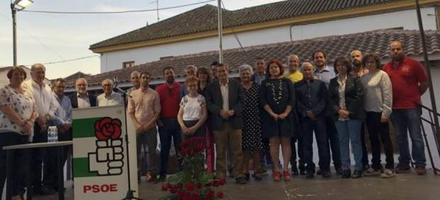Granada.- 26M.- El PSOE pide el voto para sus 28 candidaturas en la Alpujarra para 'avanzar y trabajar' por la comarca