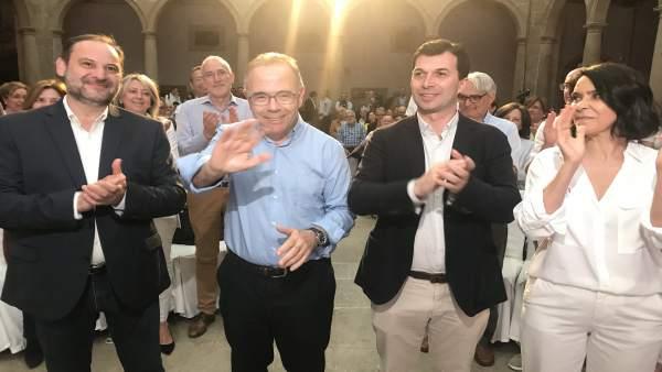 Ábalos acusa a 'independentistas' y 'antiindependentistas' de 'retroalimentarse' e impedir la convivencia