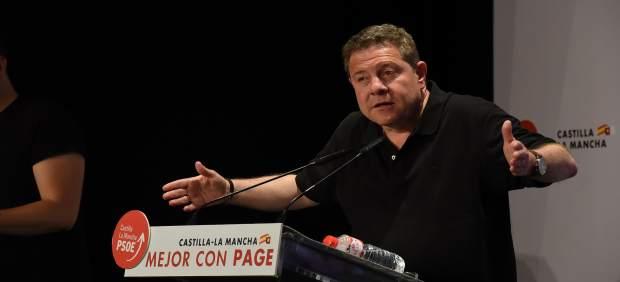26M.- García-Page Prevé Atraer 3.500 Empresas A Castilla-La Mancha En La Próxima Legislatura