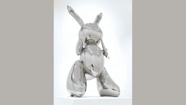 fd5e76b9f1 Una obra de Koons bate el récord de un artista vivo al superar los 91  millones