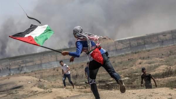 Protestas durante la Nakba