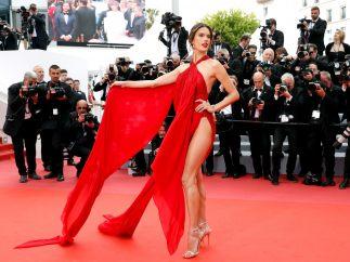 Las estrellas iluminan la alfombra roja de Cannes 2019