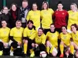 El primer equipo femenino de fútbol del Vaticano